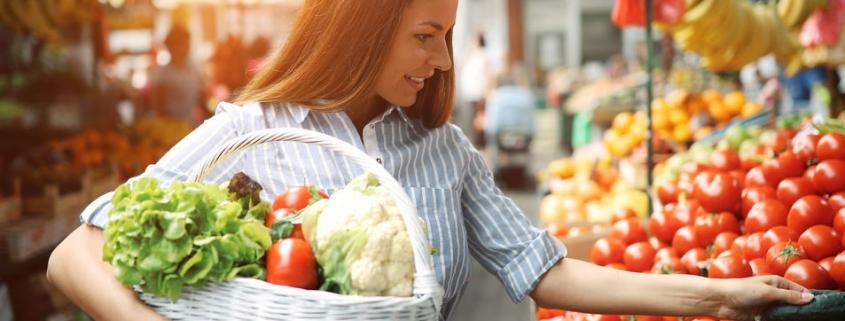 zöldség fogyókúra