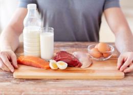 fehérje diéta
